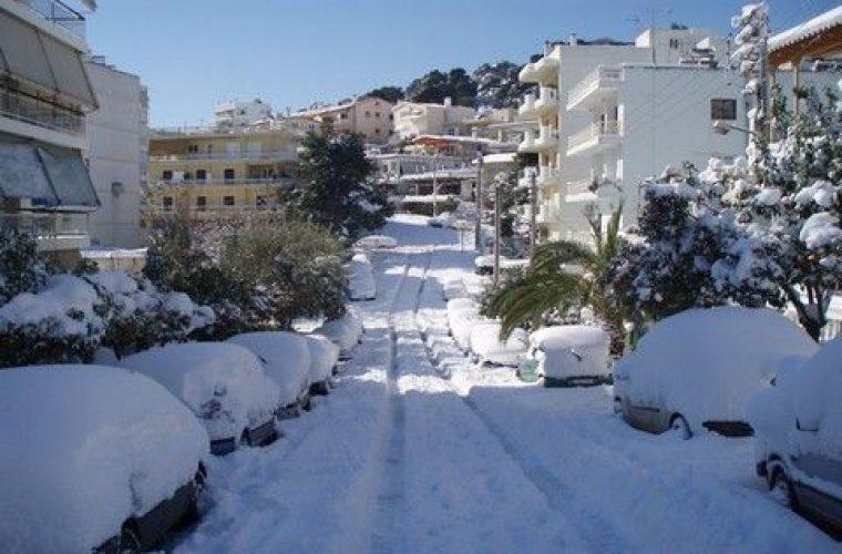 Μετεωρολόγοι: «Ιστορικός χιονιάς θα πλήξει από την Πέμπτη την Αττική!»