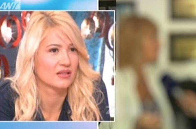 «Πάγωσε» η Σκορδά! Ποια Ελληνίδα σελέμπριτι την σόκαρε: Κρεμάστηκα από το μπαλκόνι για μια αγάπη! (ΒΙΝΤΕΟ)