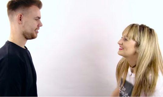 Το βίντεο που έγινε viral: Τι συμβαίνει όταν φιλήσεις για πρώτη φορά τον καλύτερο σου φίλο; (ΒΙΝΤΕΟ)