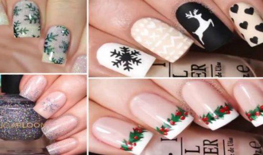 ΚΟΡΙΤΣΙΑ ΠΡΟΣΟΧΗ: 17 υπέροχα σχέδια νυχιών για να είστε γιορτινές και κλασάτες! (ΒΙΝΤΕΟ)