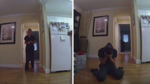 Πέθανε ο αγαπημένος της σκύλος – Μόλις είδε τι έκανε ο άνδρας της κατέρρευσε!