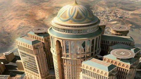Τρομερο! Το μεγαλύτερο ξενοδοχείο στον κόσμο θα έχει 10.000 δωμάτια και 70 εστιατόρια (ΒΙΝΤΕΟ)