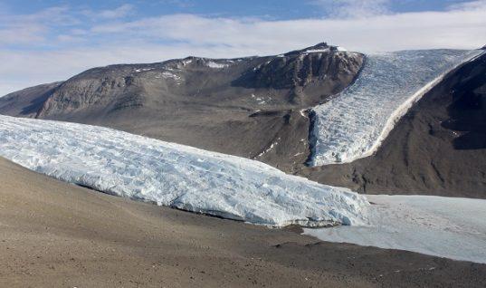 ΔΕΝ το έχεις ξαναδεί: Το μέρος της Ανταρκτικής όπου δεν χιονίζει ποτέ! (ΒΙΝΤΕΟ)
