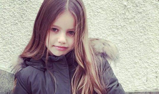 Απίστευτο: 8χρονη από τα Τρίκαλα υπέγραψε συμβόλαιο με πρακτορείο μοντέλων της Γερμανίας!