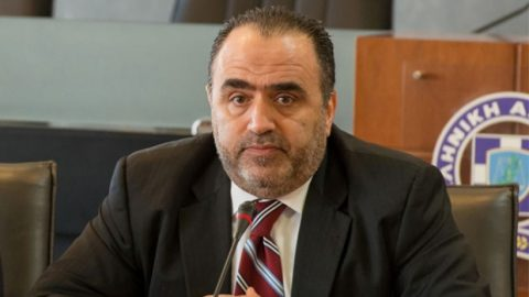 Αποστρατεύτηκε από την Αστυνομία ο Μανώλης Σφακιανάκης! Εμφανής η δυσαρέσκειά του στο αποχαιρετιστήριο μήνυμά του