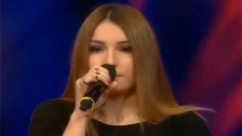Η Ελληνίδα που πήγε στο τουρκικό Voice και τραγούδησε ελληνικά! (ΒΙΝΤΕΟ)
