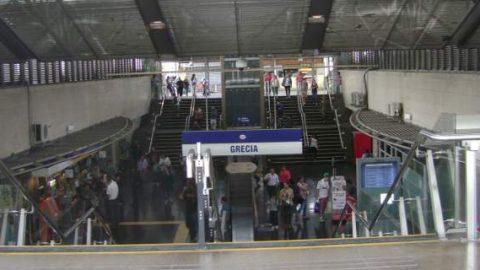 Εντυπωσιακό: Σταθμός του Μετρό με το όνομα «Ελλάδα» στη Χιλή!