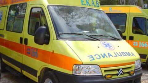 Σέρρες: Σε σοβαρή κατάσταση 56χρονη αξιωματικός που τη μαχαίρωσε ο ανιψιός της