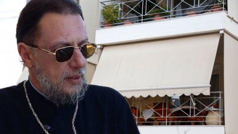 Σε κατάσταση σοκ ο αρχιμανδρίτης που βρήκε τον άτυχο ιερέα: «Έχασα τον αδερφό μου»