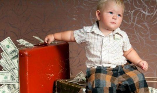 10 κροίσοι που δεν θα αφήσουν φράγκο στα παιδιά τους γιατί δεν θέλουν να «φάνε» από τα έτοιμα!