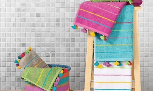 Δείτε ποιος είναι ο πιο σωστός τρόπος για να διπλώνετε τις πετσέτες!