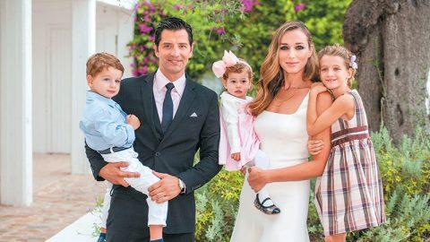 Ρουβάς-Ζυγούλη παντρεύονται με παρανυφάκια τα παιδιά τους!