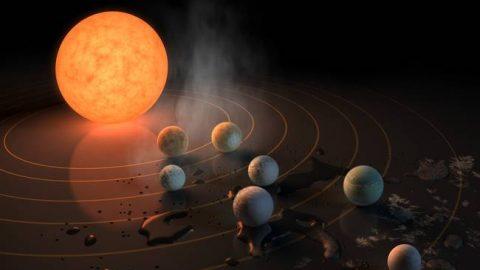 Απίστευτο: Η NASA ανακάλυψε 7 αδελφές της Γης με συνθήκες κατάλληλες για ζωή! (vid)