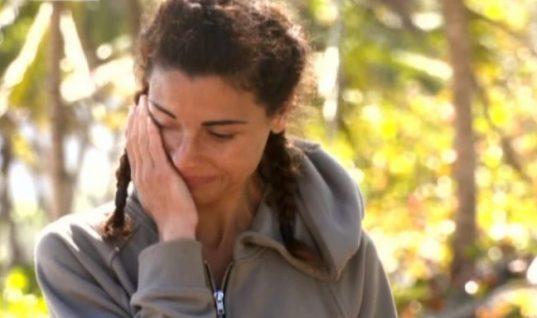 Survivor: Ξέσπασε σε λυγμούς η Ειρήνη Κολιδά-Τι συνέβη;