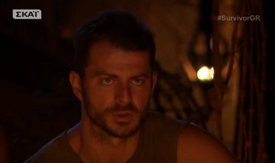 Ξεκαρδιστικό: Στο νέο τρέιλερ του Survivor η επίμαχη σκηνή με τον Ντάνο να τρώει κρυφά ψάρια! (Vid)