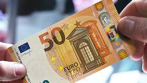 Τέλος στο χαρτονόμισμα των 50 ευρώ στις 5 Απριλίου