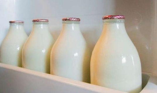 Δες γιατί δεν πρέπει να βάλεις ξανά το γάλα στην πόρτα του ψυγείου σου