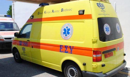 Αμφιλοχία: Πατέρας οδήγησε αυτοκίνητο πάνω στον γιο του – Σε κρίσιμη κατάσταση ο 45χρονος
