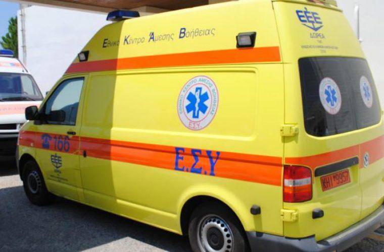Θεσσαλονίκη: 18χρονο κορίτσι «βούτηξε» στο κενό μετά από καβγά με το αγόρι της
