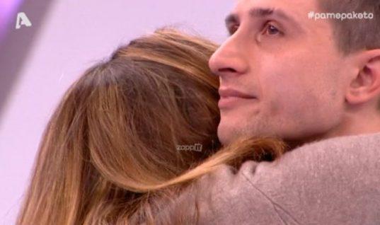 Το πιο συγκλονιστικό Πάμε Πακέτο της δεκαετίας: Η Χατζηβασιλείου «παρέδωσε» τον γιο στη μητέρα του μετά από 28 χρόνια!