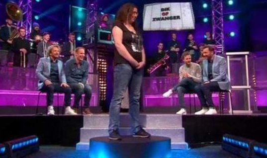 Σάλος με τηλεπαιχνίδι στην Ολλανδία -Καλεί τους παίκτες να μαντέψουν αν μία γυναίκα είναι «έγκυος ή χοντρή»