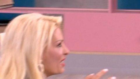 Survivor: Η Ελένη Μενεγάκη «λύγισε» με τον Γιάννη Σπαλιάρα και έβαλε τα κλάματα!
