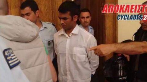 Εφετείο Αιγαίου: Η ποινή του «δράκου» της Πάρου που χτύπησε βάναυσα την Μυρτώ το 2012 (vid)