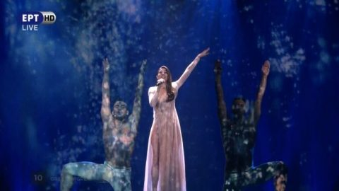 Eurovision: Πέρασαν στον τελικό η Ελλάδα και η Κύπρος! Δείτε σε βίντεο τις δύο εμφανίσεις