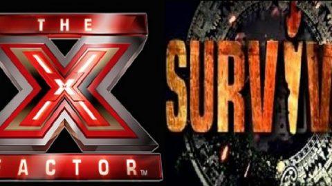Ανατροπή! Την Πέμπτη το Ελλάδα-Τουρκία στο Survivor-Αναβάλλεται το X-Factor!