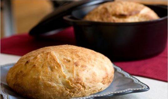 Αγιορείτικο ψωμί!