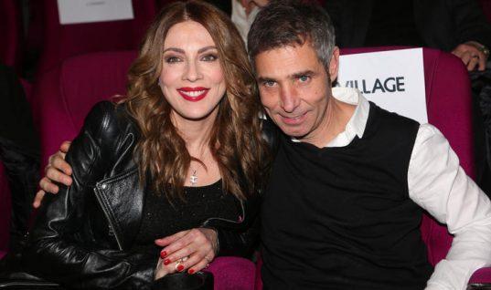 Θοδωρής Αθερίδης & Σμαράγδα Καρύδη μαζί στην πισίνα! (εικόνα)