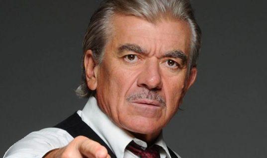 Γιώργος Γιαννόπουλος: Αποκάλυψε με ποια πασίγνωστη ηθοποιό είχε σχέση 10 χρόνια!