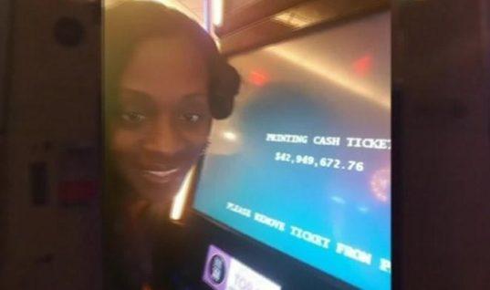 Kέρδισε 42,9 εκατ. δολάρια στο καζίνο και της προσφέρει 2 δολάρια και μια μπριζόλα! Η απίστευτη δικαιολογία