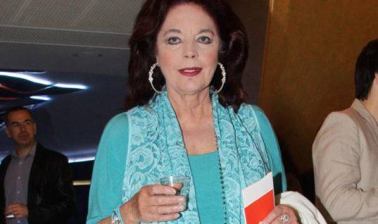Εφυγε από τη ζωή η ηθοποιός Καίτη Παπανίκα