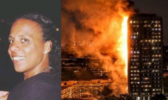 Ο πύργος της κολάσεως: Μάνα-ηρωίδα έσωσε την οικογένειά της πλημμυρίζοντας το διαμέρισμά τους!