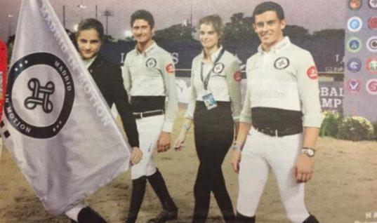 Η Αθηνά Ωνάση στην… αγκαλιά διάσημου και πάμπλουτου Ιταλού ιππέα!