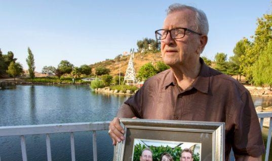 Τον πήρε τηλέφωνο ο γιος του, τον οποίο είχε κηδέψει πριν από 11 μέρες (εικόνες)