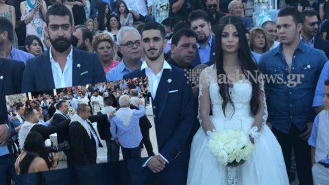 Κρητικός γάμος και βάφτιση για τα ρεκόρ Γκίνες: 13 νονοί και 13 κουμπάροι! (εικόνες – Βίντεο)