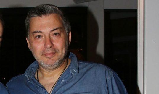 Νίκος Μακρόπουλος: Σπάνια κοινή εμφάνιση με την κούκλα σύντροφό του!