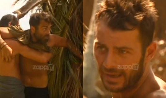 Survivor: «Καρφώνει» τον Αγγελόπουλο ο Χανταμπάκης! Τι είχε γίνει πριν το επεισόδιο με την ειρωνεία για το σταυρό του Ντάνου;