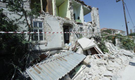 Σεισμός Μυτιλήνη: Εξοργίζει η αναλγησία του κράτους! Ο τραυματισμένος σύζυγος της νεκρής πήγε στο ΚΑΤ με δανεικά