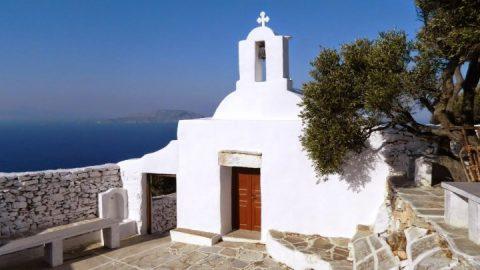 Τα ελληνικά νησιά με τις περισσότερες εκκλησίες και ξωκκλήσια