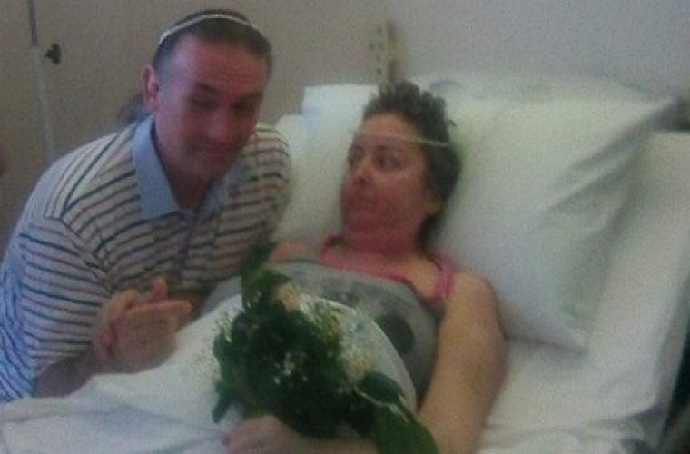 Βόλος: Ο πιο συγκινητικός γάμος της χρονιάς- Παντρεύτηκαν στο νοσοκομείο