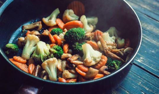 Τα 5 λάθη που κάνεις όταν μαγειρεύεις λαχανικά