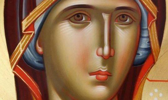 Γι' αυτό το λόγο η Παναγία ονομάστηκε Μαρία