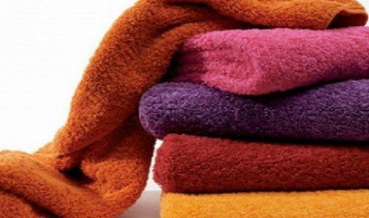 Πώς μπορώ να μαλακώσω τις σκληρές πετσέτες μου;