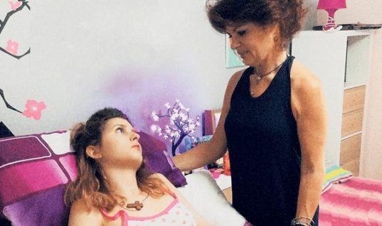 Η Μυρτώ 5 χρόνια μετά την επίθεση στην Πάρο. Ο αγώνας συνεχίζεται στο σπίτι της στην Αθήνα
