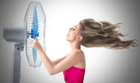 Δυο απλά κόλπα για να λειτουργεί ο ανεμιστήρας σαν air-condition