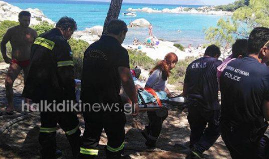 Χαλκιδική: Τραυματίστηκε οικογένεια – Έσκασε γκαζάκι μέσα στη σκηνή – Σε σοβαρή κατάσταση ο πατέρας!