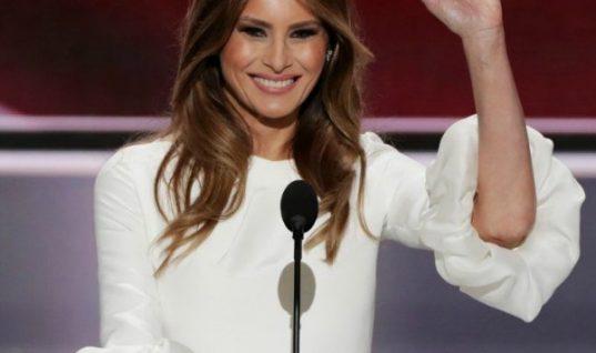 Όλοι μιλούν γι' αυτές τις εμφανίσεις της Melania Trump! (εικόνες)